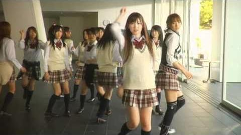 PV 大声ダイヤモンド AKB48 公式