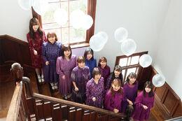 Straight na Junjou SKE48 Artist Photo