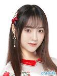 Mo Han SNH48 Oct 2018