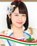 SKE48 Dec 2016 Sato Kaho