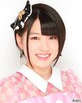 HKT48 Umemoto Izumi 2014