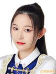 Wang Yi SNH48 Oct 2019