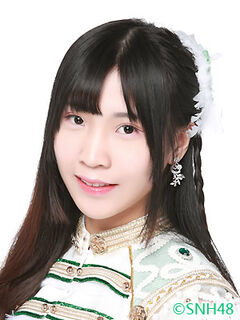 He SuKun SNH48 Sept 2017