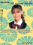 1stGE MNL48 Daniella Mae