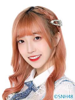 Zhu XiaoDan SNH48 July 2019