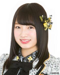 2018 NMB48 Azuma Yuki