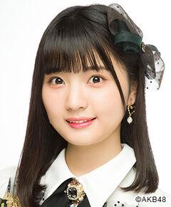 Inoue Miyuu AKB48 2020