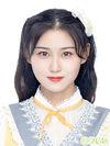 Wang SiYue GNZ48 August 2020