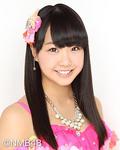 NMB48 Kato Yuka 2015