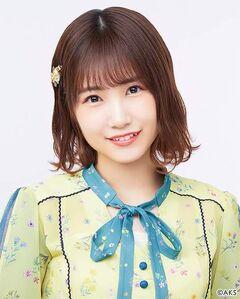 Tomonaga Mio HKT48 2019