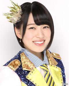 HKT48 Umemoto Izumi 2015