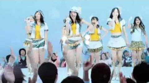 2010 3 24 on sale 2nd.Single「青空片想い」 Music Video