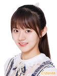 Jiang Shan SNH48 July 2019