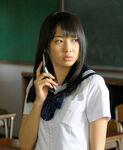 SKE48 KizakiYuria GakkouNoKaidan