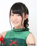 Noguchi Yume SKE48 Christmas 2015