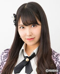 2017 NMB48 Shiroma Miru
