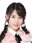 Qian BeiTing SNH48 Dec 2018