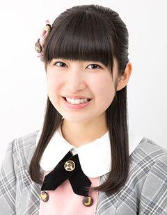 2017 AKB48 Team 8 Yoshida Karen