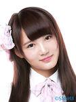 SNH48 Liu JiongRan 2014