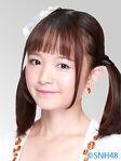 Wang LuJiao SNH48 Oct 2015
