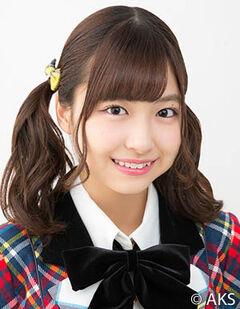 2018 AKB48 Hashimoto Haruna
