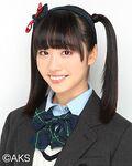 AKB48 Abe Mei 2015