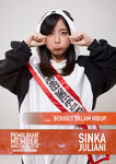 2016 SSK JKT48 Sinka