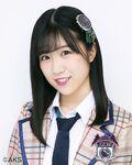 2018 HKT48 Shimono Yuki