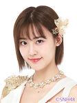 Gong ShiQi SNH48 Oct 2017