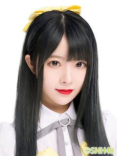Wang RuiQi SNH48 June 2020