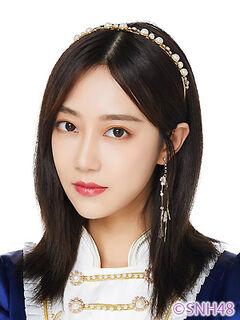 Feng XinDuo SNH48 Oct 2019