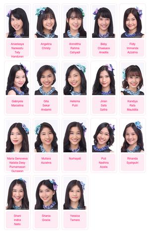 JKT48 Team KIII (2020)