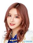 Qiu XinYi SNH48 Oct 2019