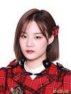 Zhang YuYang CKG48 Sept 2018