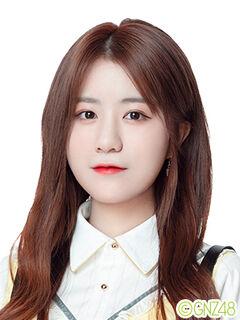 Zuo JingYuan GNZ48 June 2020