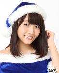 Futamura Haruka SKE48 Christmas 2015