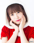 Tomonaga Mio HKT48 Christmas 2018