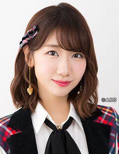 2018 AKB48 Kashiwagi Yuki