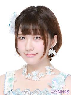 Deng YanQiuFei SNH48 June 2016