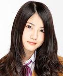 N46 Wakatsuki Yumi Seifuku no Mannequin