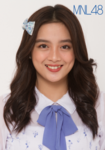 2019 April MNL48 Ericka Joyce Sibug