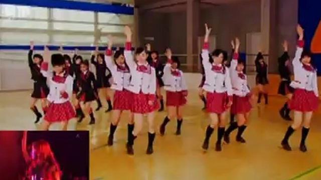 PV AKB48 - Skirt Hirari (english sub.)
