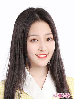 Wang YuLan BEJ48 June 2020
