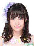 Zeng AiJia SNH48 Mar 2016