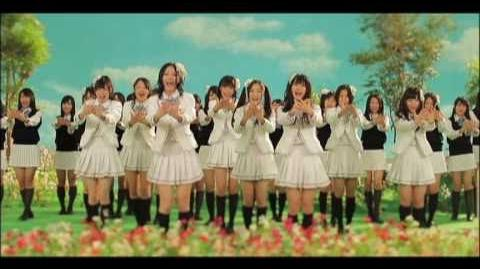 SKE48「Cosmos no Kioku」Music Video