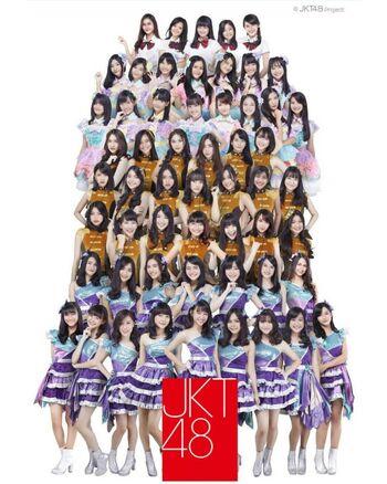 JKT48 Full Potrait April 2018
