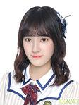 Wu SiQi GNZ48 Oct 2019