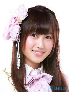 SNH48 Li YiWen 2014