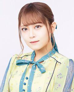 Iwahana Shino HKT48 2019