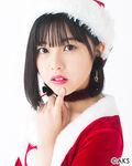 Jitoe Nene HKT48 Christmas 2018